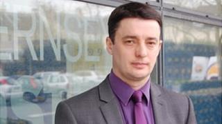 Boley Smillie, Guernsey Post's chief executive