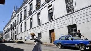 Hospital Maciel, Montevideo