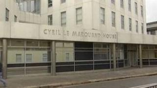 Home of Jersey civil service, Cyril Le Marquand House