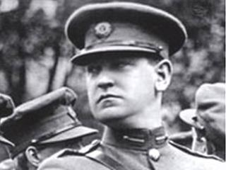 Michael Collins: Pic: National Army Museum