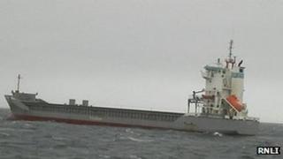 MV Flinterspirit. Pic: RNLI