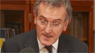 British Museum Director Neil MacGregor