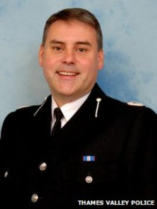 Assistant Chief Constable John Campbell