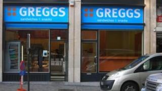 A Greggs store