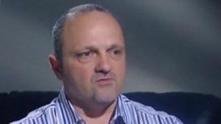 Interpreter George Serbanescu