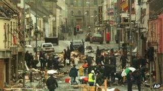 Omagh bombing, August 1998