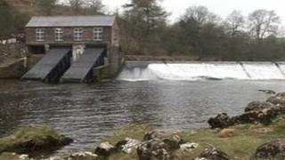 Linton Falls, North Yorkshire