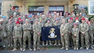 1st Battalion The Yorkshire Regiment (Prince of Wales's Own)