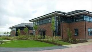 Dundee Business Park buildings