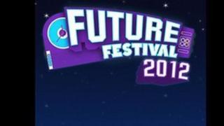 Future Festival website