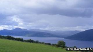 Loch Ness. Pic: Iain MacDonald
