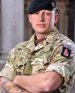 Cpl Robert King