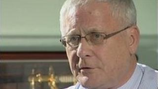 Mayor of Doncaster Peter Davies