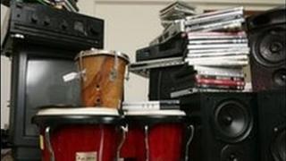 Seized bongos
