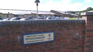 Ysgol Gynradd Ffynnonbedr