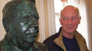 Stuart Craven curator, Arundells, Salisbury