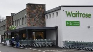 Waitrose in Rohais, Guernsey