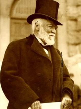 Andrew Carnegie (www.carnegieuktrust.org.uk)