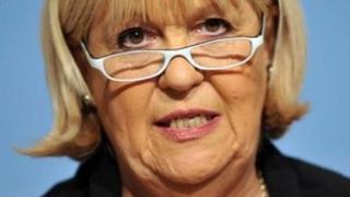 Welsh Secretary Cheryl Gillan