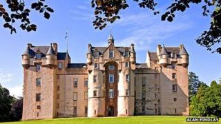 Fyvie Castle/Pic: Alan Findlay