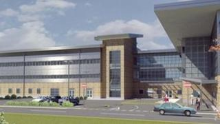 Blackpool Victoria Hospital Surgical Unit