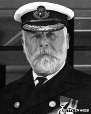 Captain Edward Smith