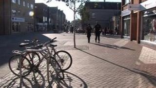 Kidlington High Street