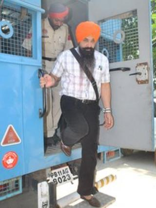 Balwant Singh Rajoana (Photo: Rajesh Sachar)