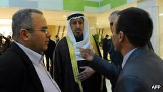 Syrian opposition members meet in Istanbul (26 March 2012)