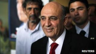 Shaul Mofaz (27 March 2012)