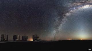 Paranal Observatory, Chile