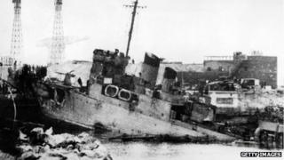 HMS Campbelltown