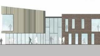 Plans for Buckley health centre