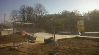 The Faringdon Skate Park