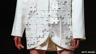 Jigsaw dress