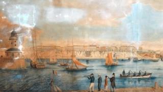 Ramsgate painting