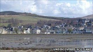 Ceann Loch Gilp