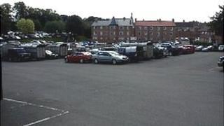 Wentworth Street car park, Malton