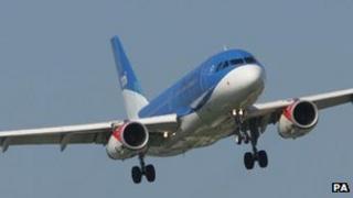 BMI Airbus