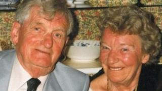 Marjorie and Joe Gallon