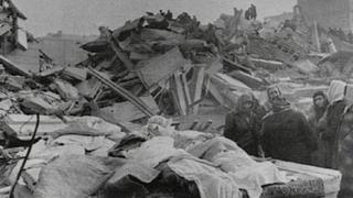 Armenian earthquake