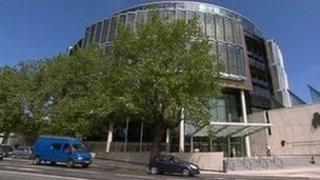 Central Criminal Court in Dublin