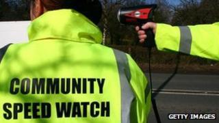 Community Safety volunteer