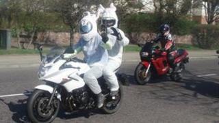 Wirral Egg Run 2012