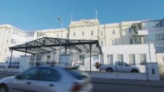 Royal Sussex County Hospital