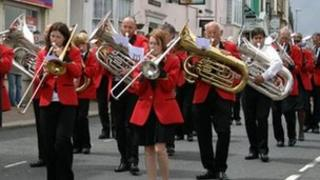 Lostwithiel Town Band