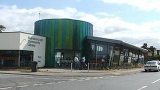 Gainsborough Library in Ipswich