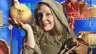 Horrible Histories, Tudor Ready Steady, Cook