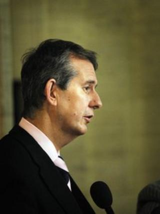 Edwin Poots has announced new measures