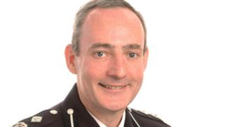 Adrian Lee, Northamptonshire Police's Chief Constable